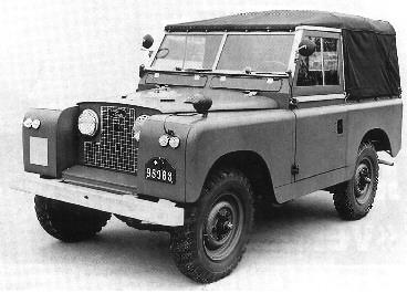 Obrázek ze švýcarského soupisu armádních vozidel