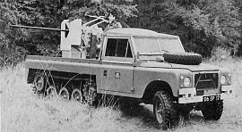 Prototyp P5 s 20 mm kanónem