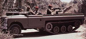 Prototyp P4 zkoušený a posléze odkoupený Ománským sultanátem