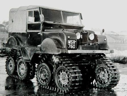 Prototyp Cuthbertsonu na bázi LR S1