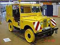 Minerva TT z přebytků belgické armády, upravená pro jízdu po kolejích