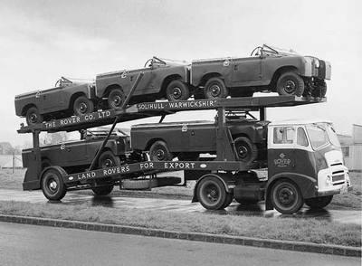 Nové vozy S2 na cestě k zákazníkům