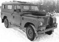 Dobová fotografie norské armádní S3