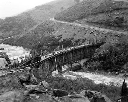 Coffer Dam, Guthega - zdroj: NAA 4746050