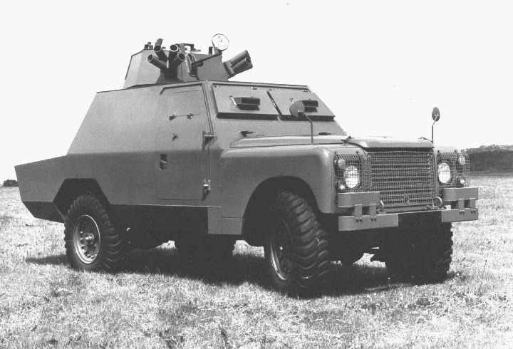 Shorland Mk. 4